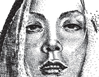 Type Ilustration of Anna Tsuchiya