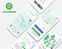 greendeeds - Recycling App