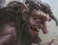 Troll, Leviathan and Morla