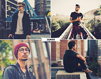 James Photoshop Actions