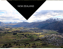 New Zealand- Working Holiday