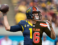 Jersey Swap: Jared Goff - Cleveland Browns