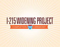 I-215 Widening Project Collateral