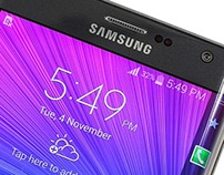 Galaxy Note Edge Preview