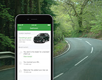 CarPass - Concept Diagnostic App