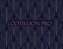 Cotillion Pro Typeface Mailer