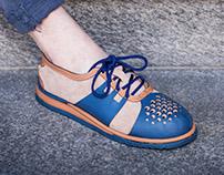 Lasercut Sneaker
