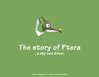 The story of Ptera.