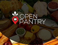Open Pantry | Logo
