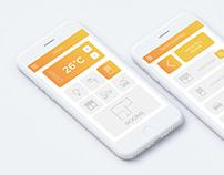 App - Concept - SMARThome