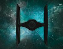 Star Wars Spaceship