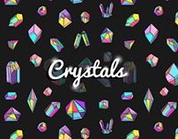 Crystals by Lera Efremova