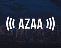 AZAA | Web Design | UI Design