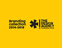 LOGOFOLIO 2014-2018 by the Design Agency