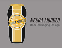 PACKAGING DESIGN: BEER