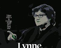 Editorial graphic - Lynne Brown