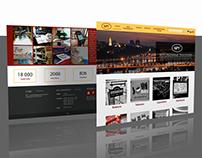 Web page BRT