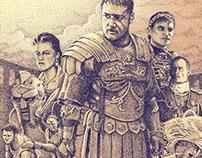 """Gladiator"" Poster"