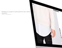 Pantheon- online store.