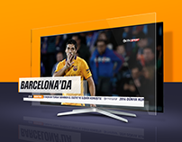 NTVSPOR | NEW MAIN BROADCAST DESIGNS