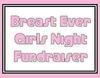 Breast Ever Fundraiser