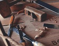 Wedstrijd BKRK hout 2016