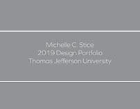 2019 Design Portfolio