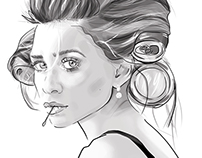 Ashley Olsen Portrait