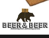 Beer& Beer Concept