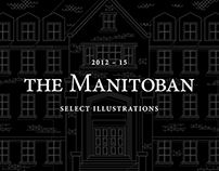The Manitoban – Select Illustrations 2012-15