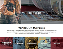 Yearbook Matters Blog