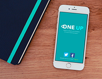 One Up - Augmented Reality Experience