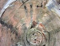 Crown Glass Watercolor Series