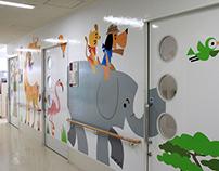 Hospital art
