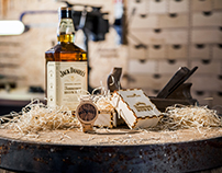 ...for Jack Daniel's (Wooden Land - wooden watches)