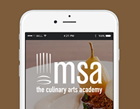 MSA Mobile Website