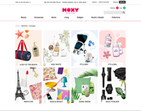 MOXY Collection Page