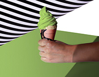 HELLO MATCHA — Ice cream bar