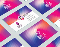 50 Modern Styled Business Cards