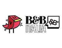 Progetto evento per B&B Italia