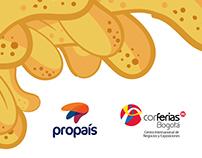 Identidad - Toliachiras - Propaís - Corferias Bogotá