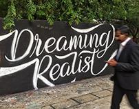 Dreaming Realist Mural