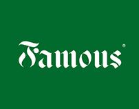 FAMOUS Branding