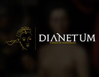 Dianetum - Brand design