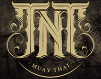 TNT MUAY THAI GYM BRANDING