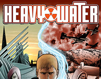 Heavy Water - Graphic novel (kickstart comics)