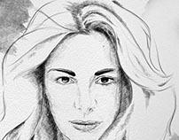 Yana - Portrait