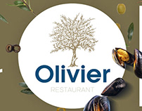 Olivier Restaurant | Corporate Design