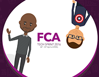 FCA TechSprint - Main prize for Innovation (April 2016)