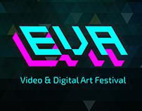 EVA, Video & Digital Art Festival - Brand Identity